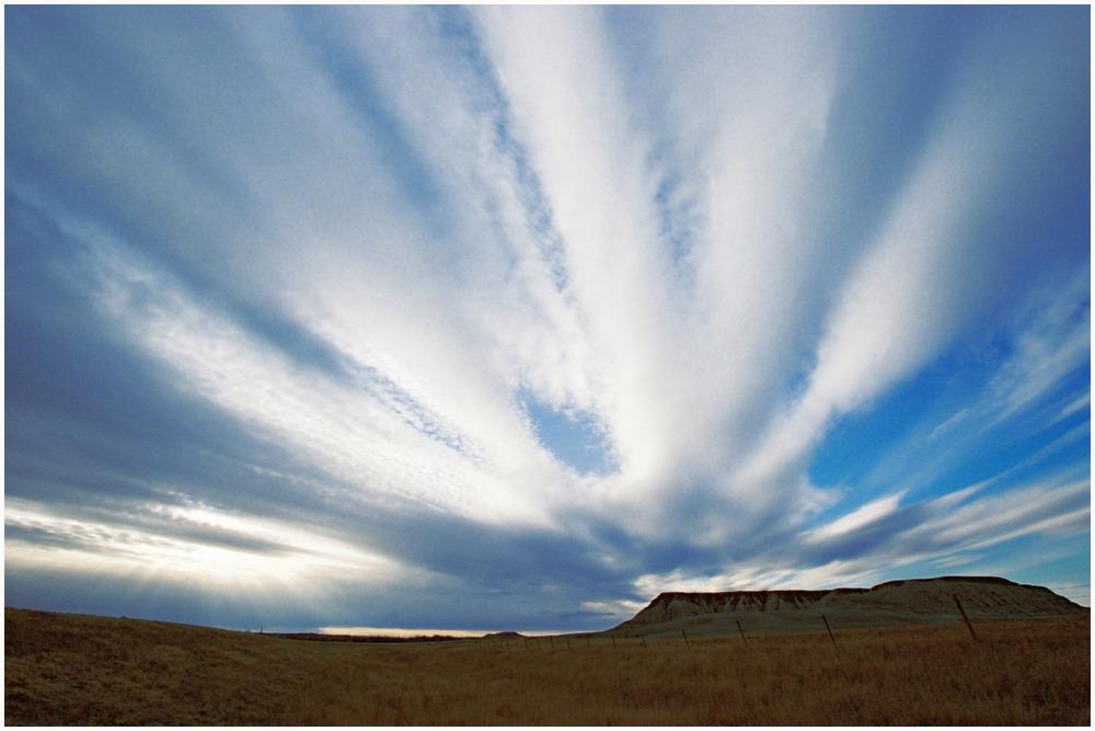 Nubes especiales