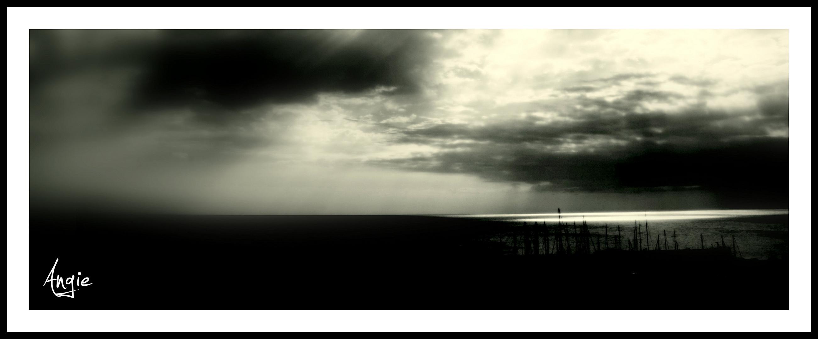 ''Nubes Negras''