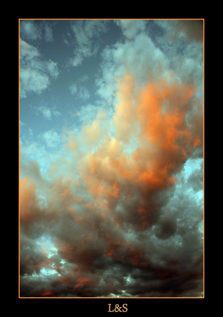 Nubes Ruborizadas