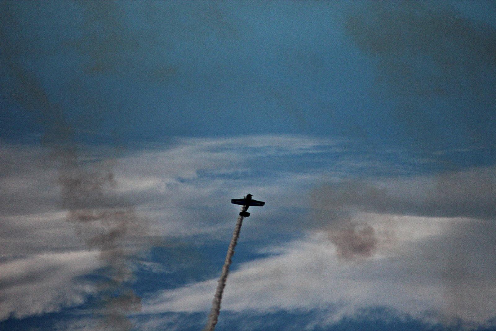 Nubes y Cielo mio