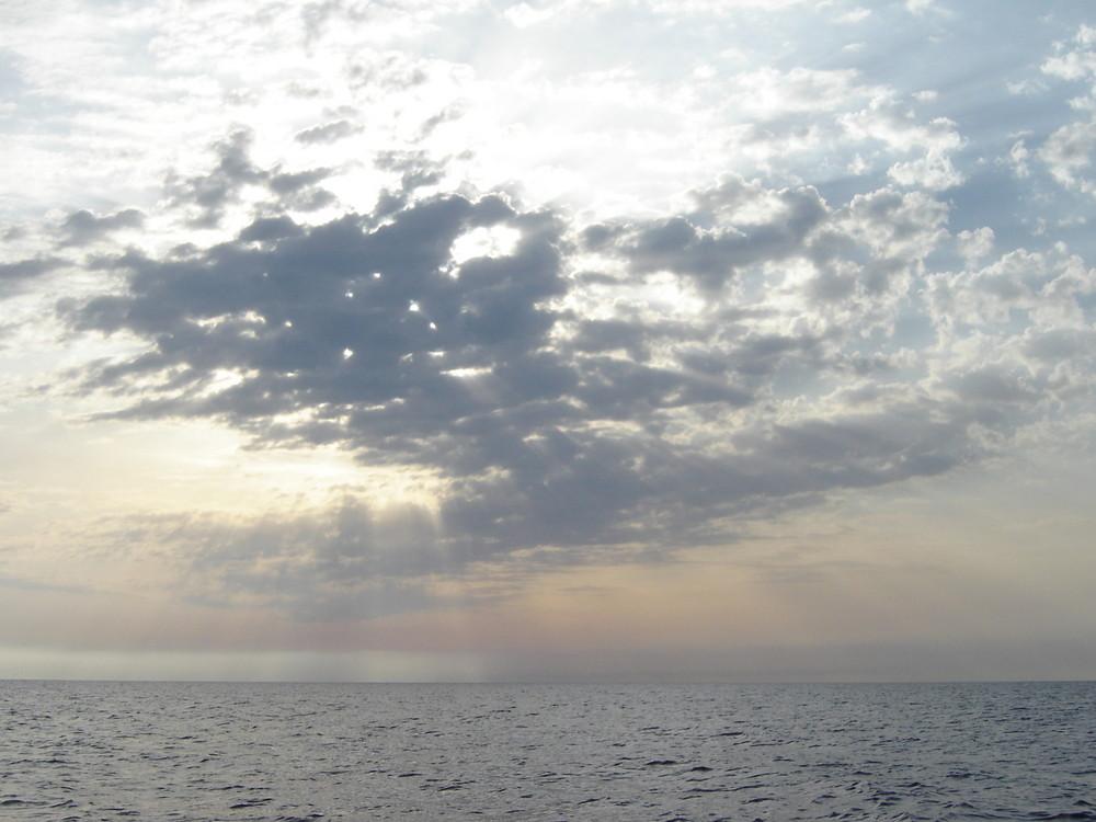 Nubi all'orizzonte
