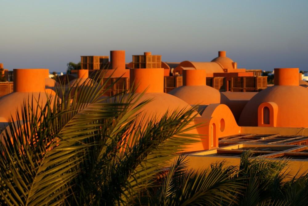 Nubische Baukunst
