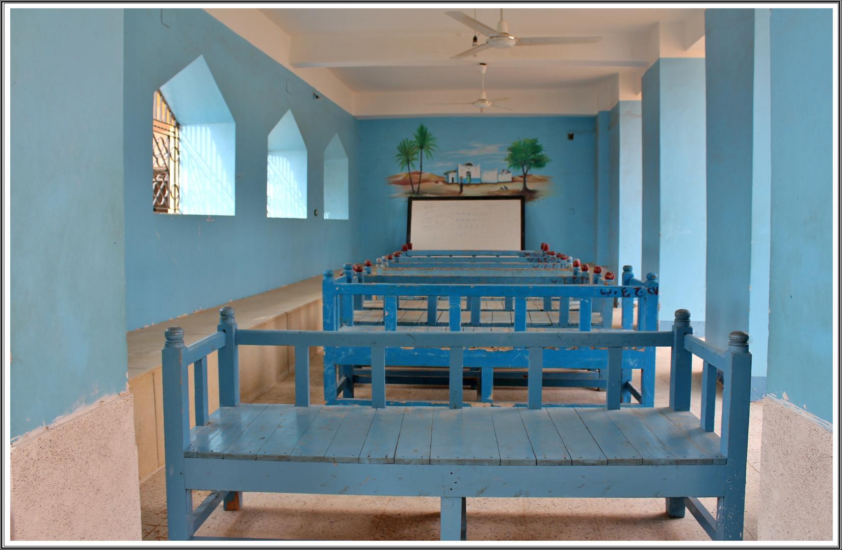 nubisches Klassenzimmer