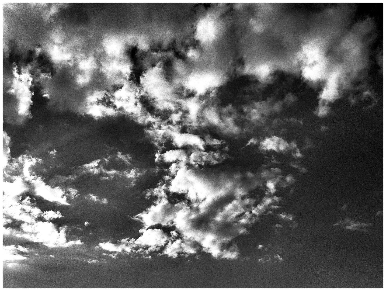 Nuées d'orage