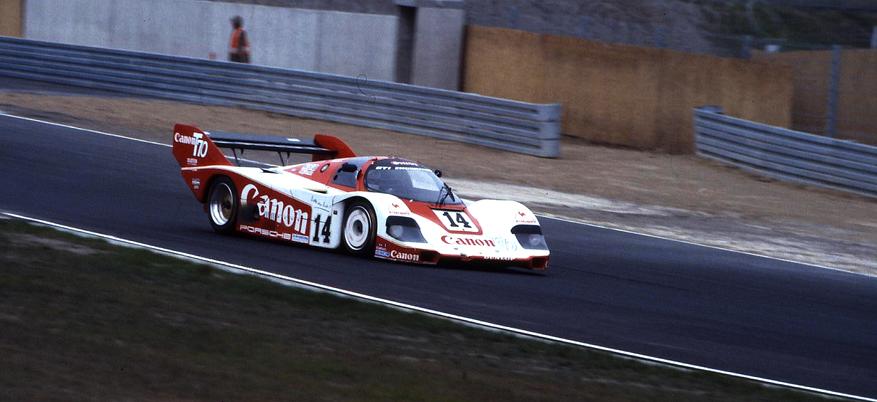 Nürburgring 1000Km Rennen 15.7.1984
