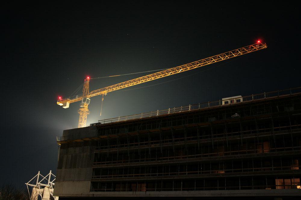 Nürburgring bei Nacht