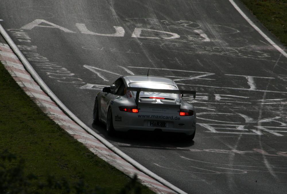 Nürburgring Nordschleife - VLN - Porsche Carrera