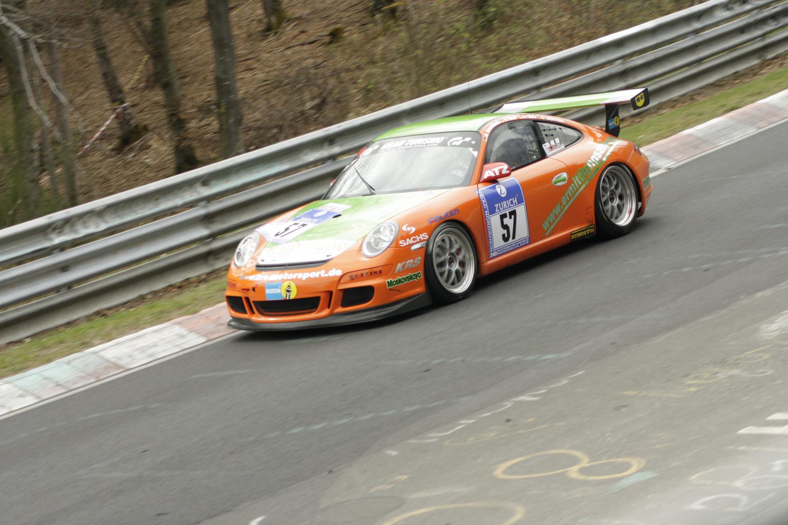 Nürburgring Qualifying 24h *911*