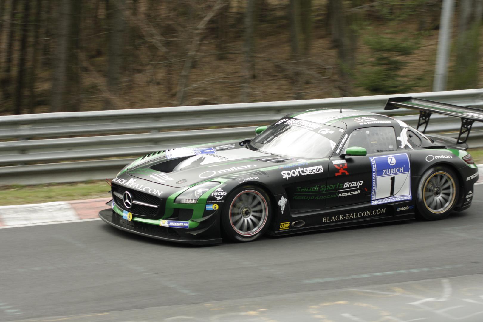 Nürburgring Qualifying 24h *SLS*
