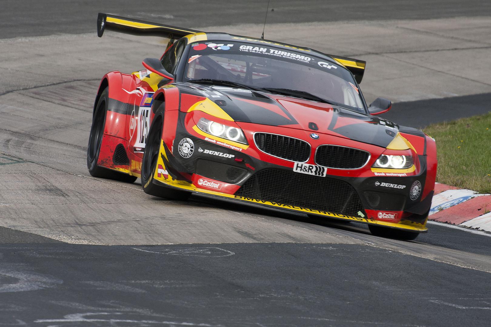 Nürburgring VLN 28.09.2013 - BMW Z4 GT3