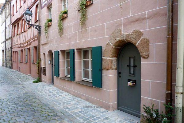 Nürnberg: Altstadtgasse