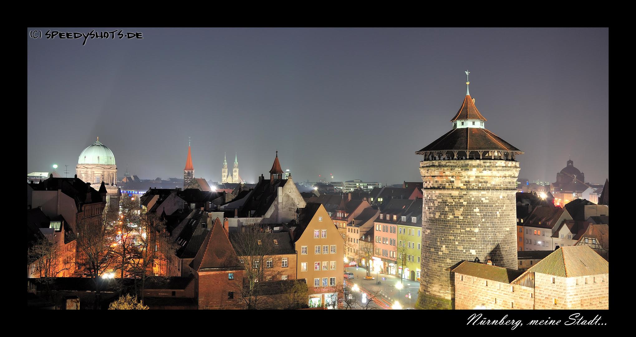 Nürnberg bei Nacht (2)