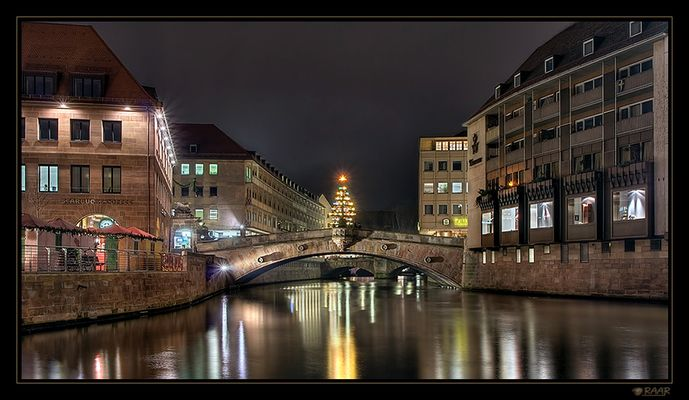Nürnberg Fleischbrücke