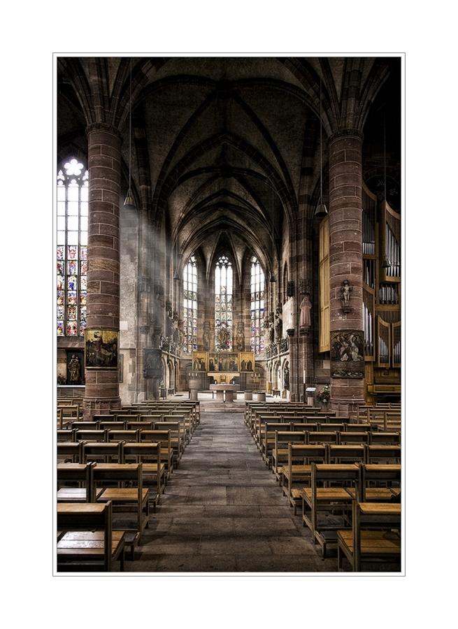 Nürnberg: Frauenkirche