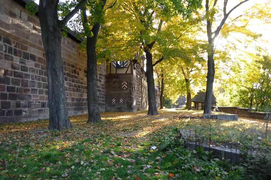 """Nürnberg: """"Goldener Herbst"""""""