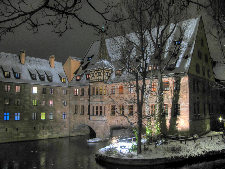 Nürnberg: Heilig-Geist-Spital-01