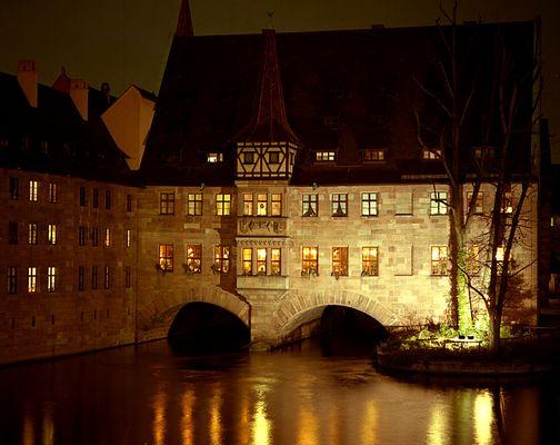 Nürnberg, Heilig Geist Spital