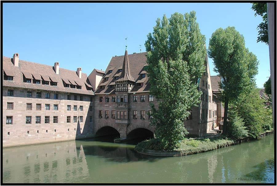 *Nürnberg* Heilig-Geist-Spital