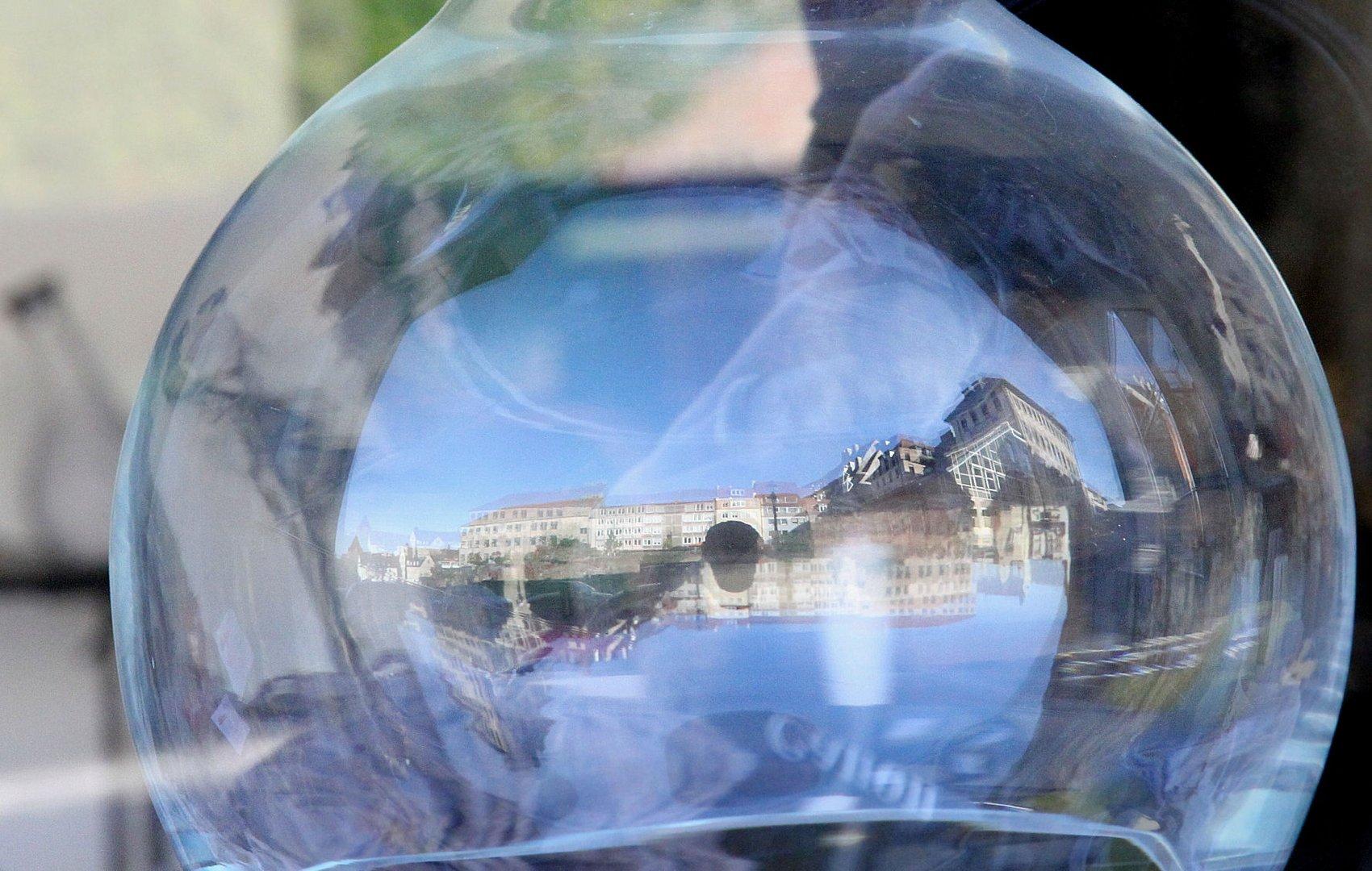 Nürnberg im Glas 1