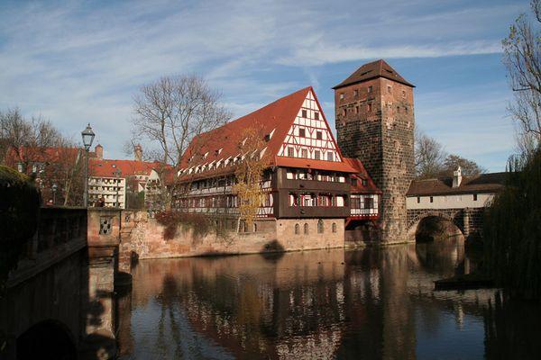 Nürnberg im Herbst