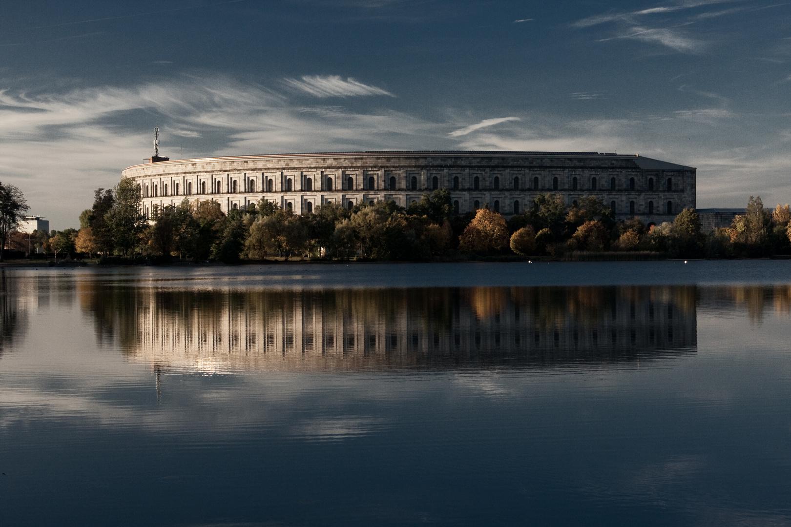 Nürnberg, Kongresshalle