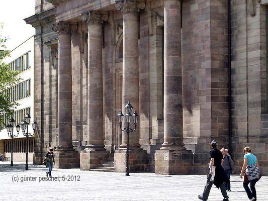 Nürnberg: Stadtansicht XIX