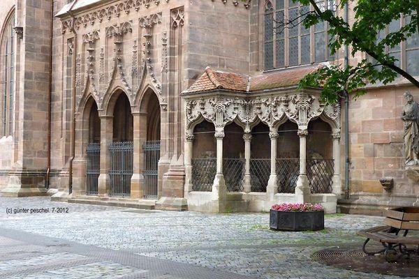 Nürnberg: Stadtansicht XV