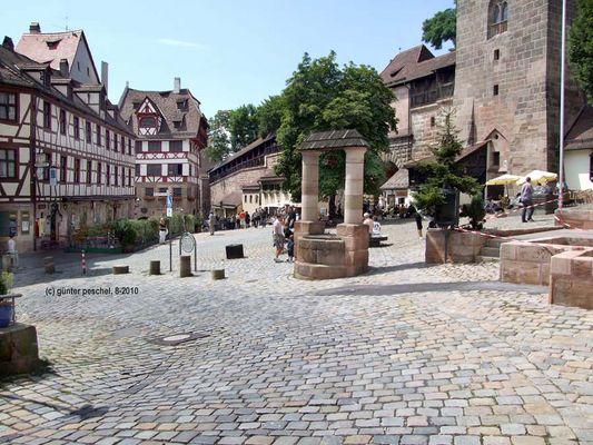 Nürnberg: Stadtansicht XVII