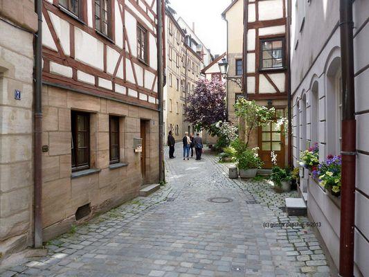 Nürnberg: Stadtansicht XXI