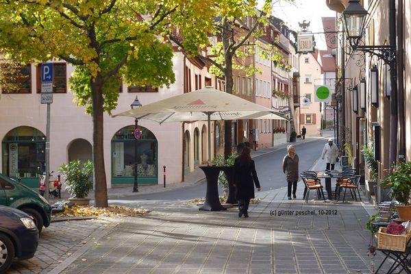 Nürnberg: Stadtansicht XXIX