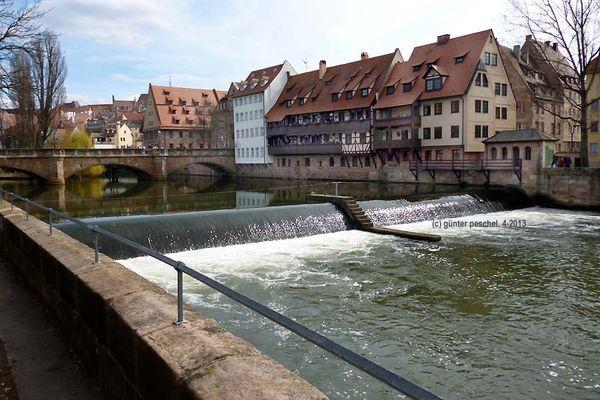 Nürnberg: Stadtansichten III