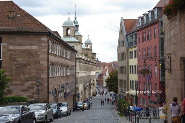 Nürnberg: Stadtansichten V