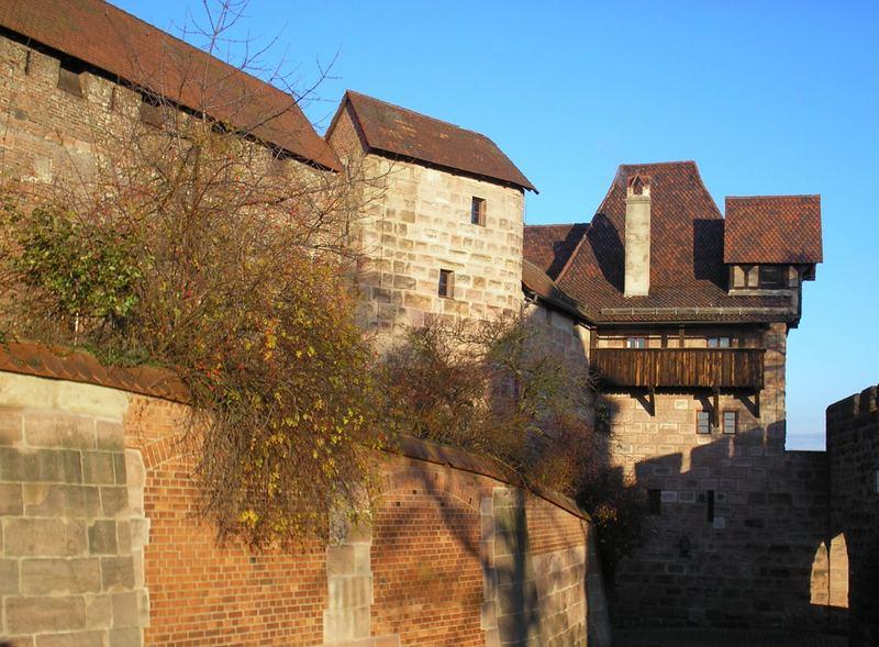 Nürnberger Burg1
