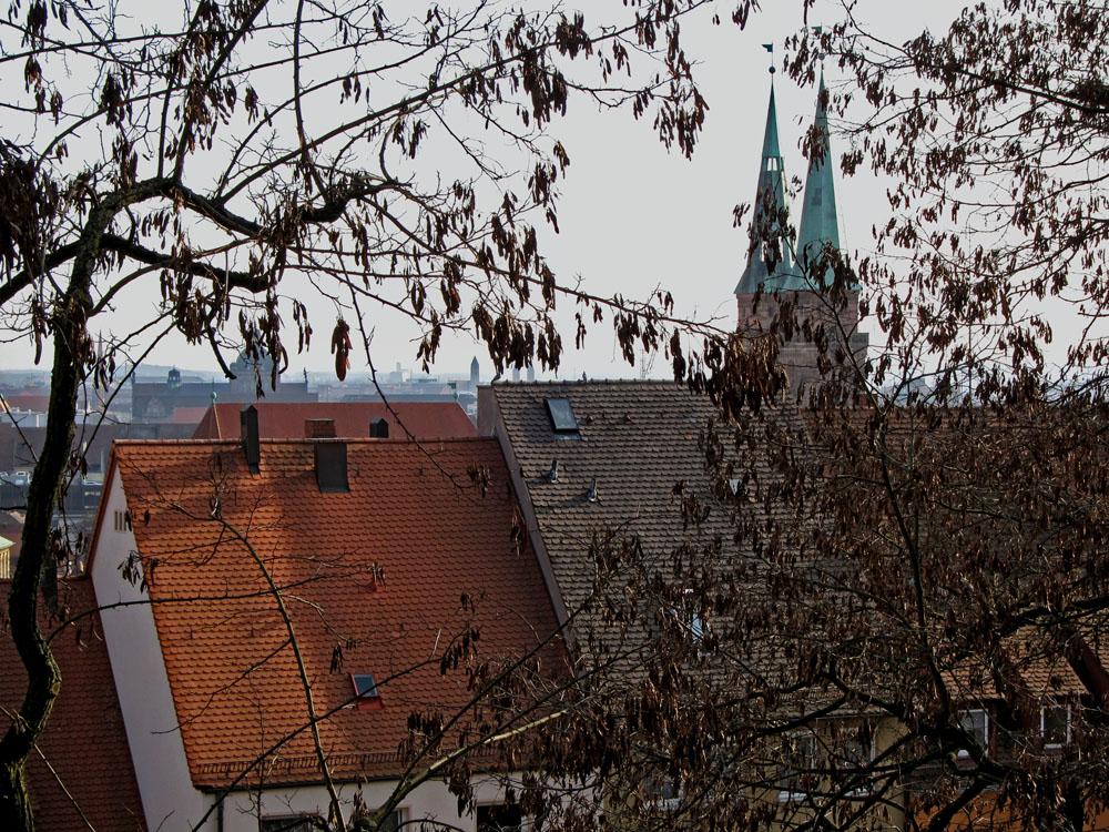 Nürnberger Dachlandschaften (1)