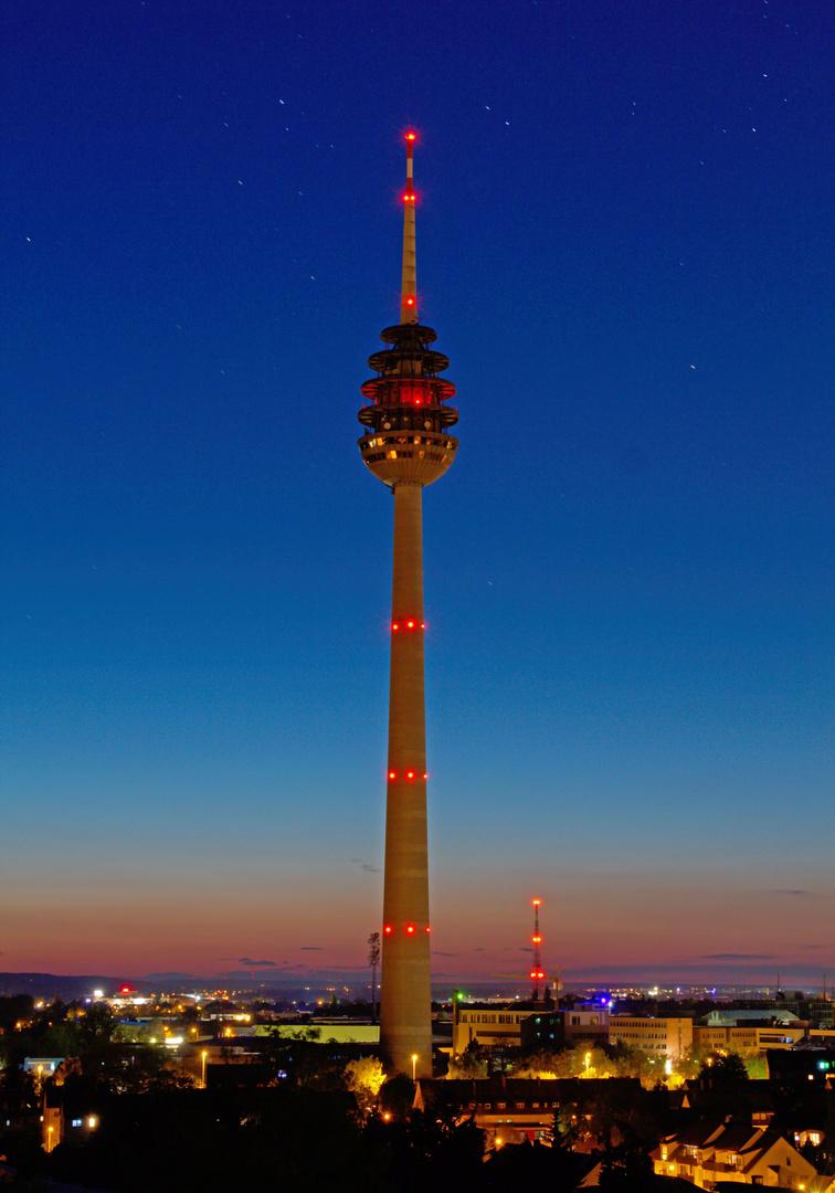 Nürnberger Ei / Fernsehturm