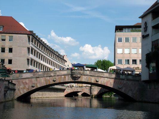 Nürnberger Fleischbrücke