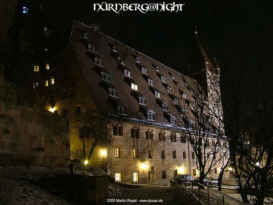 Nürnberg@Night