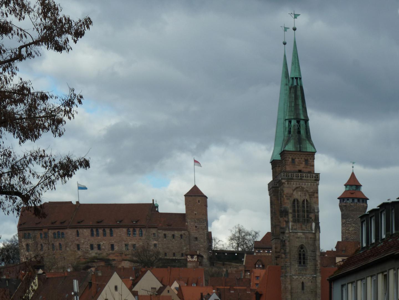 Nürnbergs Wahrzeichen...