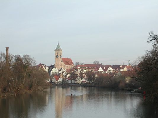 Nürtingen am Neckar