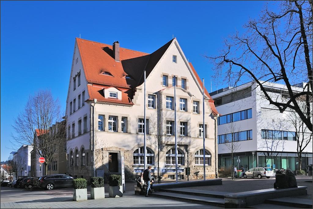 Nürtingen - An der Volksbank