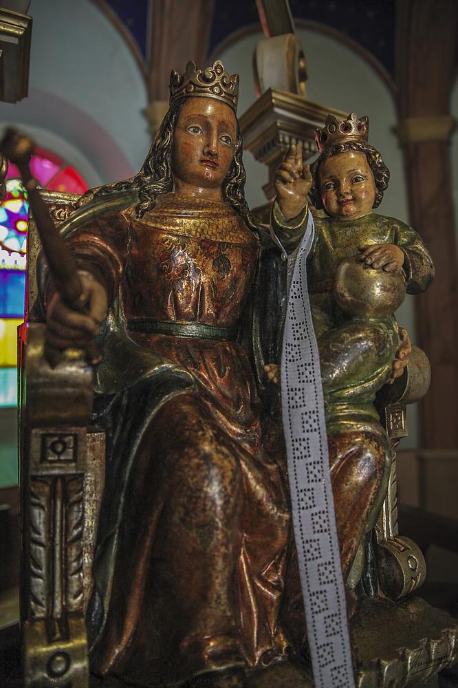 Nuestra Señora de Puig l'Agulla II (Vilalleons Sant Juliá de Vilatorta Osona Barcelona Catalunya)