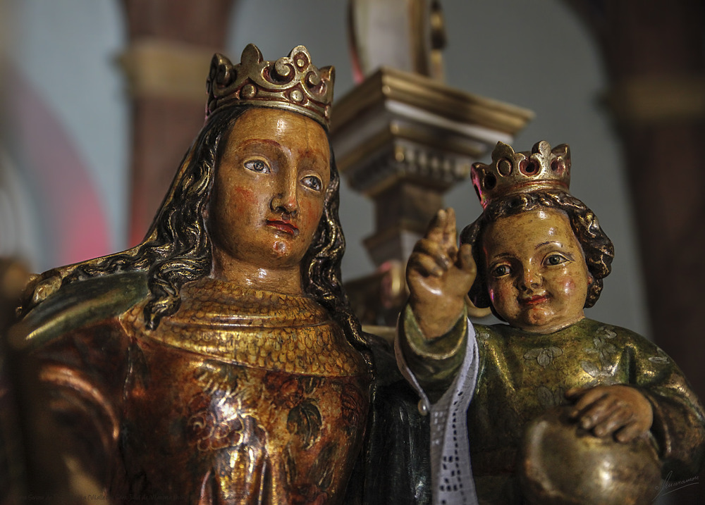 Nuestra Señora de Puig l'Agulla (Vilalleons Sant Juliá de Vilatorta Osona Barcelona Catalunya)