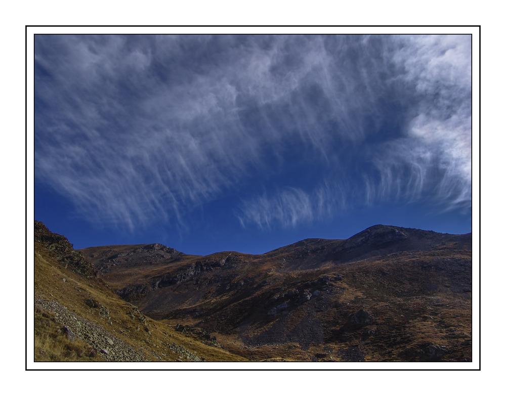 Nuestro camino esta en las nubes