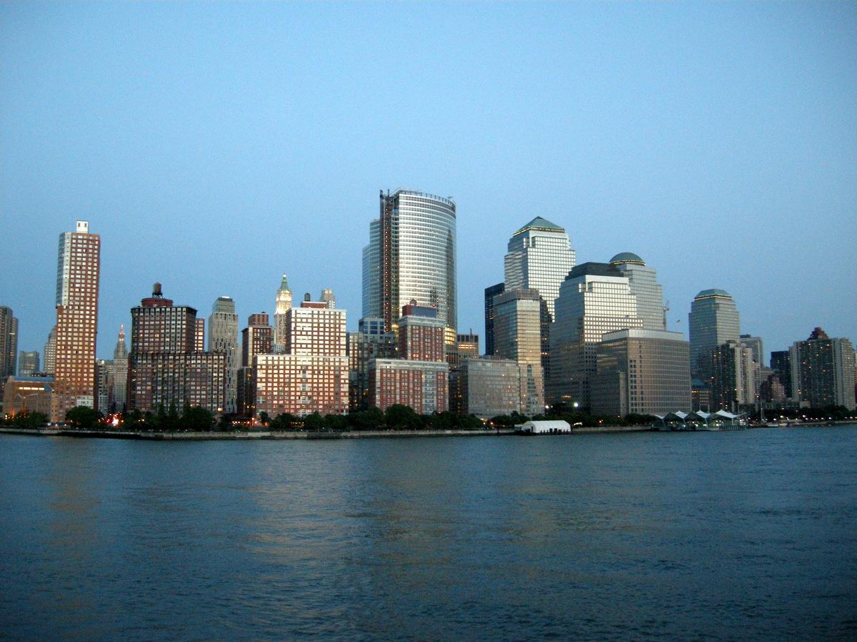 Nueva York desde el Jakson