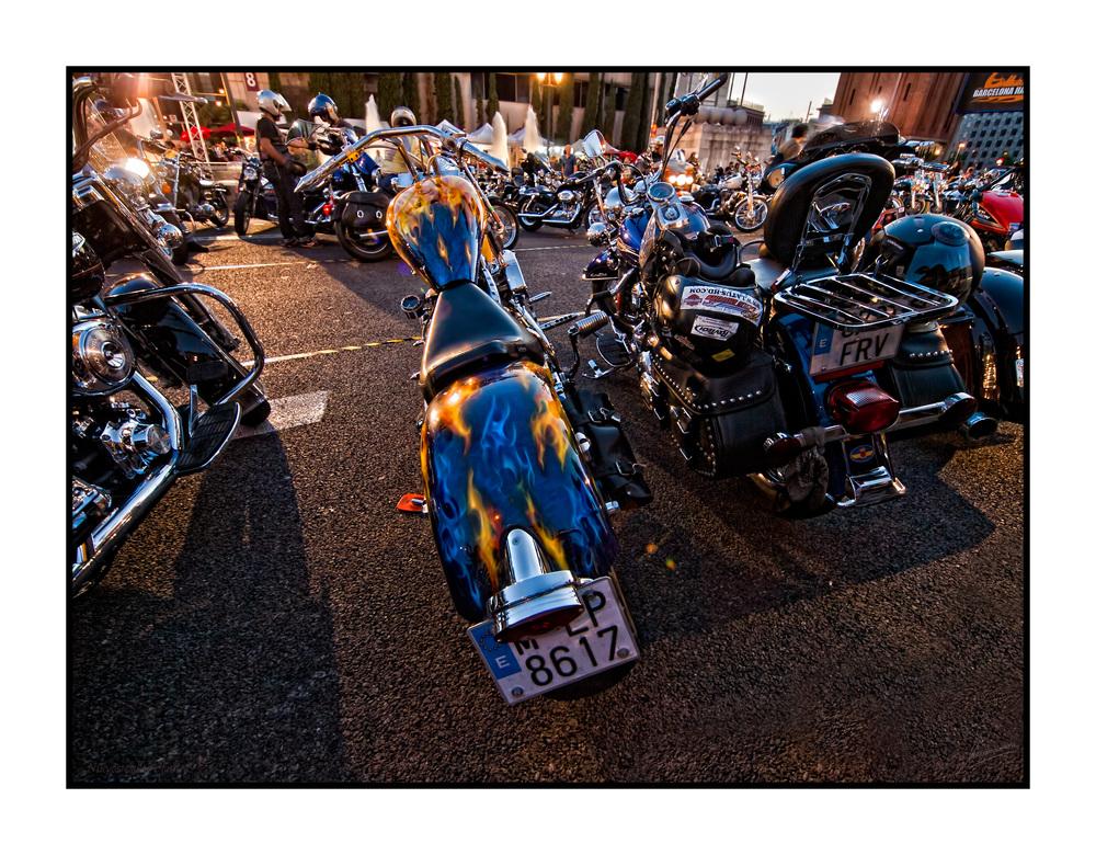 Nuevos estilos Harley