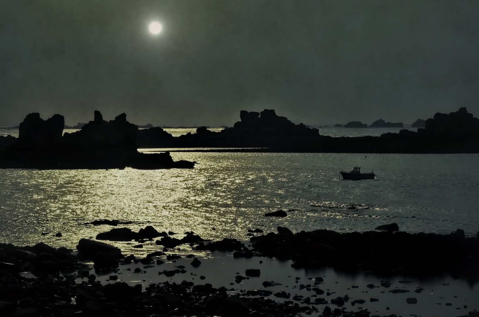 nuit à la côte