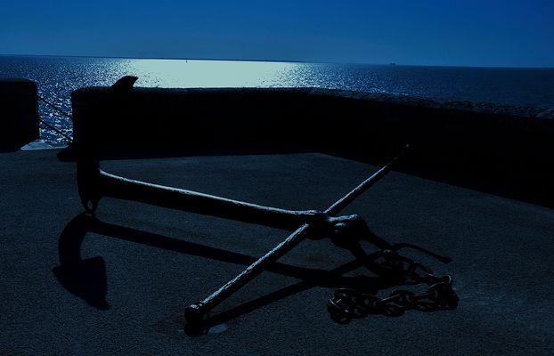 Nuit Américaine.... Clair de lune sur........