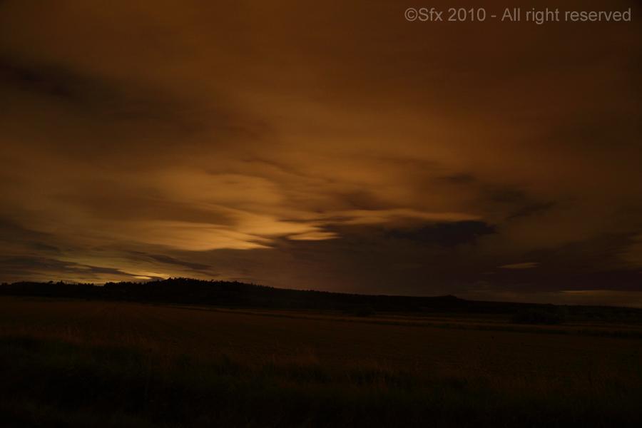 ...Nuit colorée...