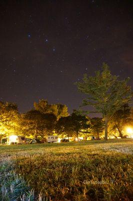 Nuit d étoile