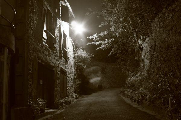 Nuit lumineuse